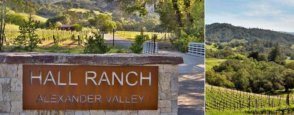 Hall Ranch, Healdsburg